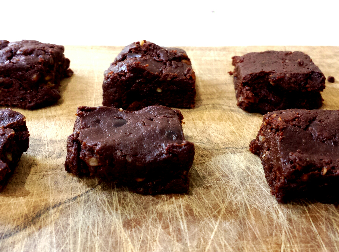 Raw Cacao And Cayenne Brownies The Naturalista